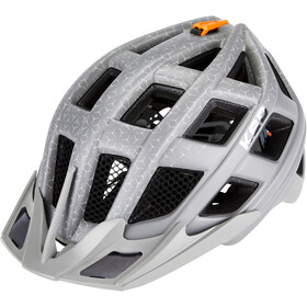 KED Crom Kask rowerowy, grey matt